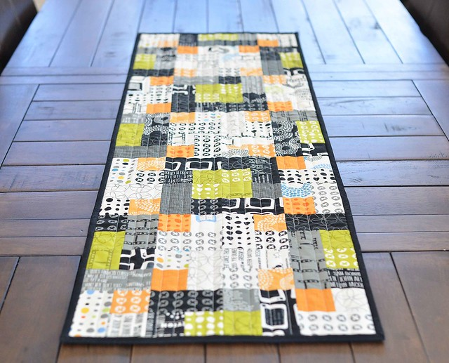 Reel Time Table Runner