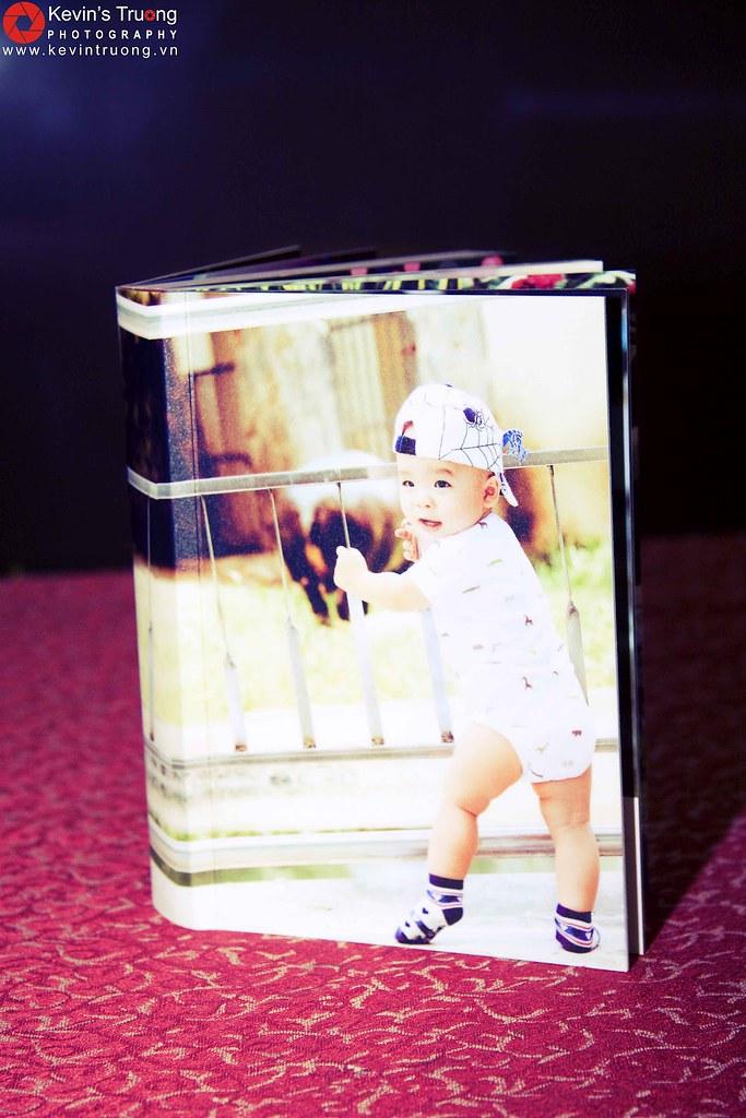 gia cong album photobook