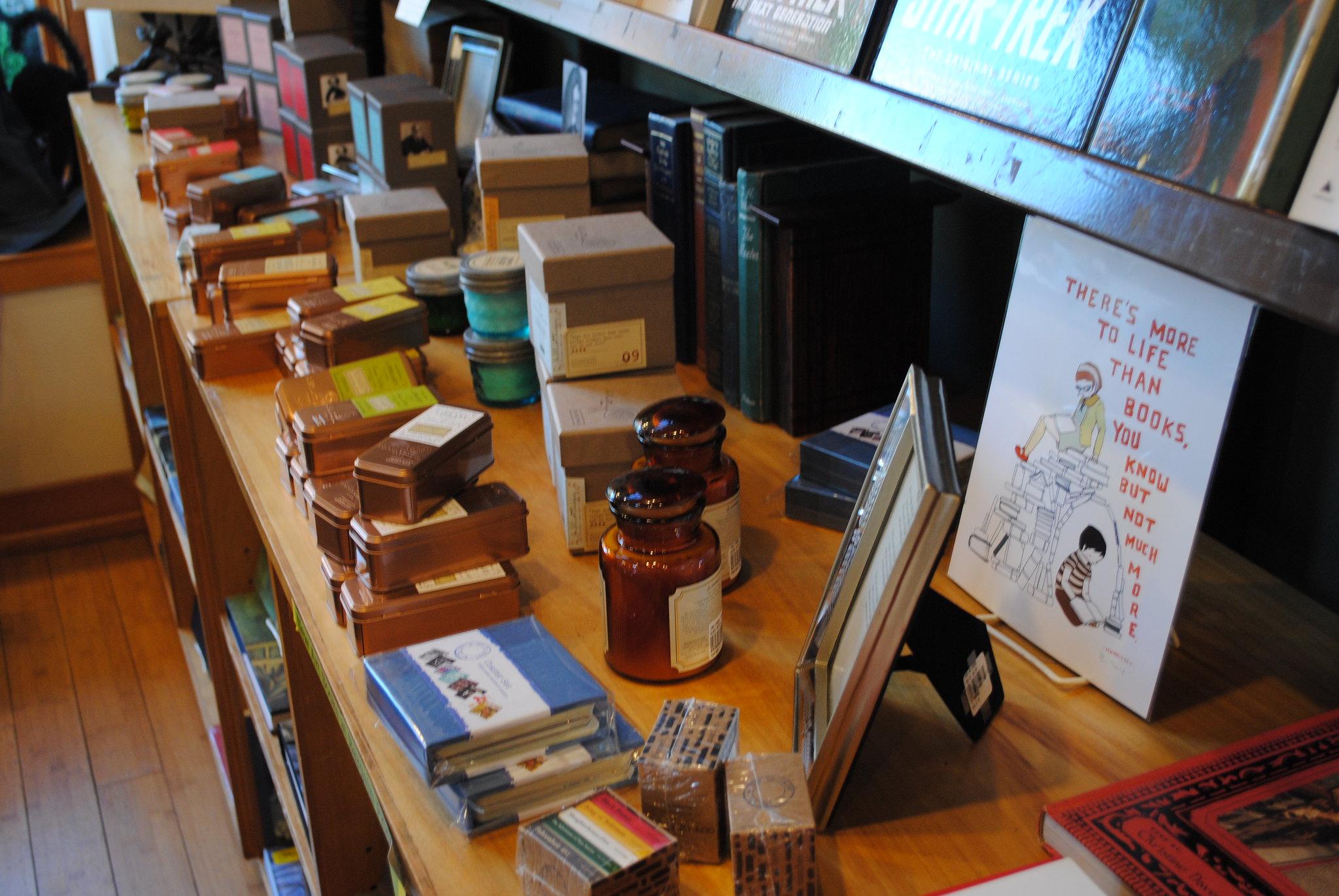 Exploring Village Books