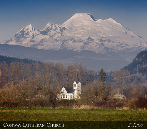 county white church washington mt baker conway mount skagit