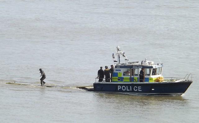 Thames Reserve (MP9) (5) @ Gallions Reach 10-03-15