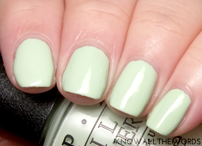 opi hawaii collection- that's hula-rious! (6)