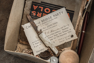 Invitation to Party 1931