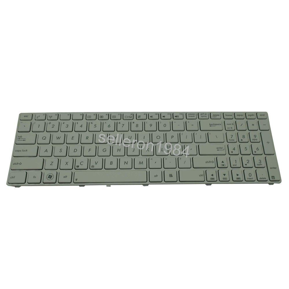 NEW ASUS G60J G60Jx G60Vx series US keyboard Black