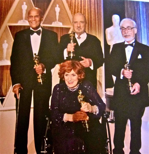 recipients of honorary oscars