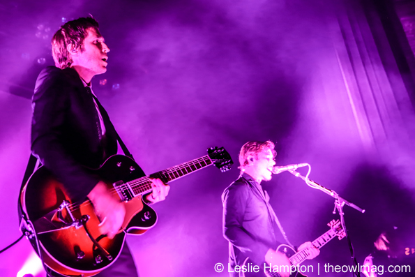 Interpol @ The Warfield, San Francisco 4/22/15