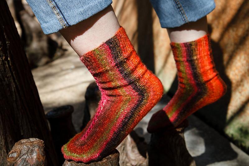 Damhsa Socks