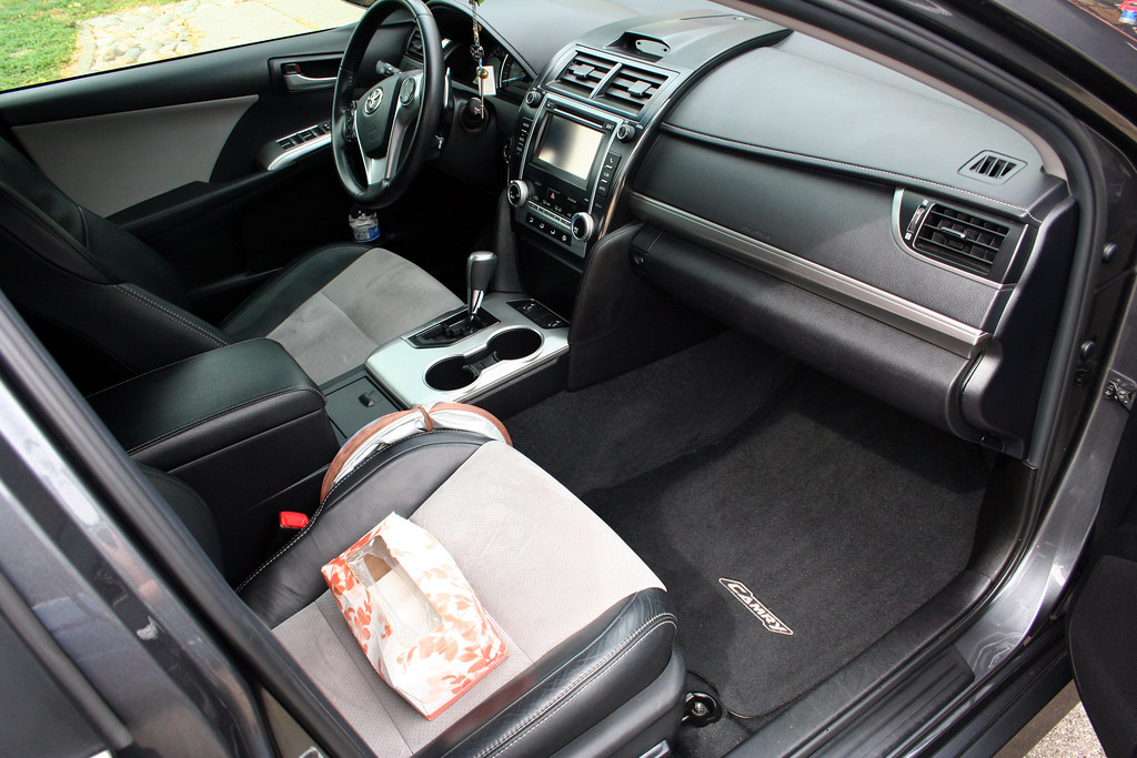 Newer Camry Strip Clay Seal Toyota 4runner Forum