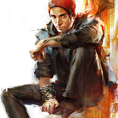 inFAMOUS Second Son - Profile Pic