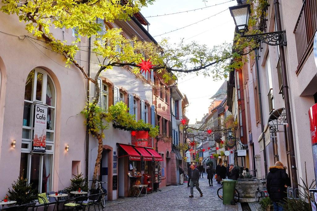 Freiburg Street #1
