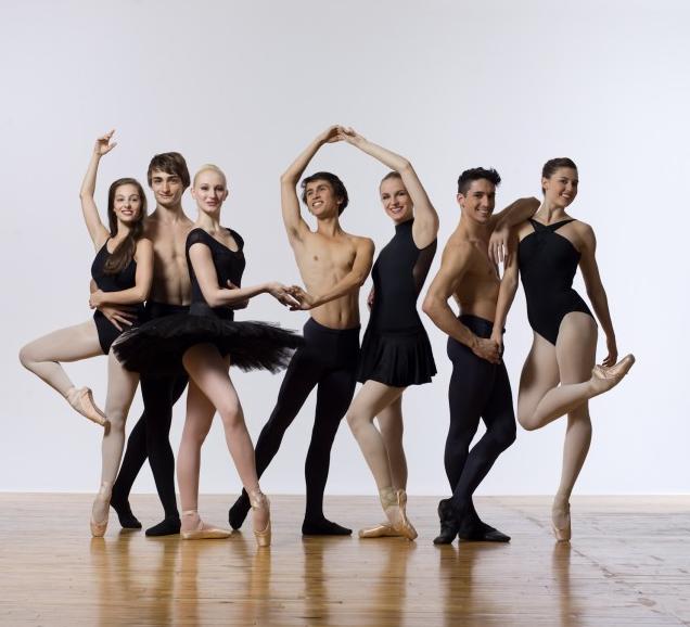 Joffrey Ballet Concert Group2