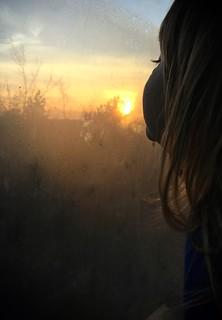 Kissing The Sun Goodnight