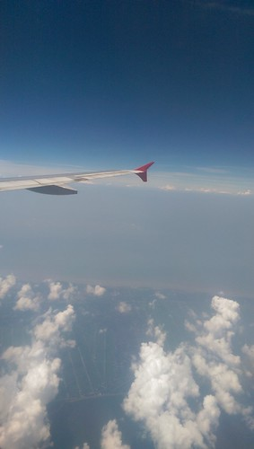 Air Asia to Penang, Malaysia