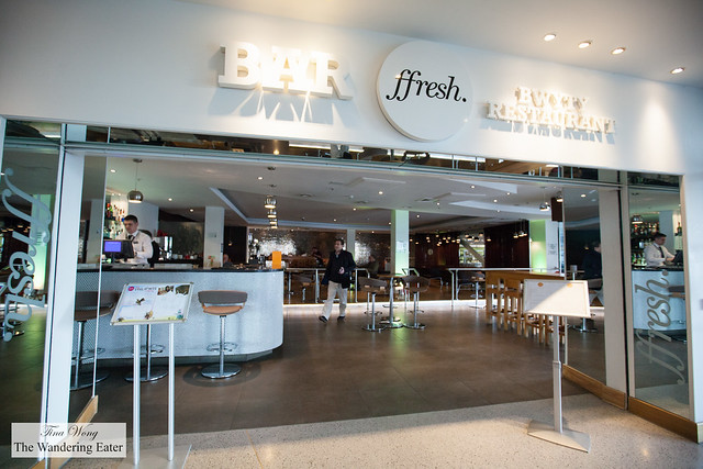Ffresh Bar at Millenium Centre