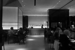 Milan - Armani Caffe dining