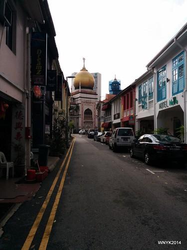 To Masjid Sultan