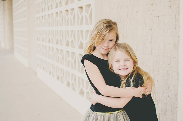 my girls | mini shoot