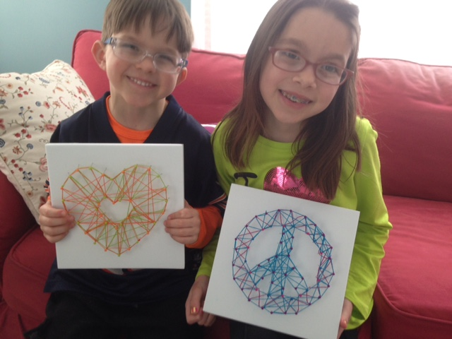 Kids crafts made simple ann williams group loopdedoo for Craft ideas 7 year olds