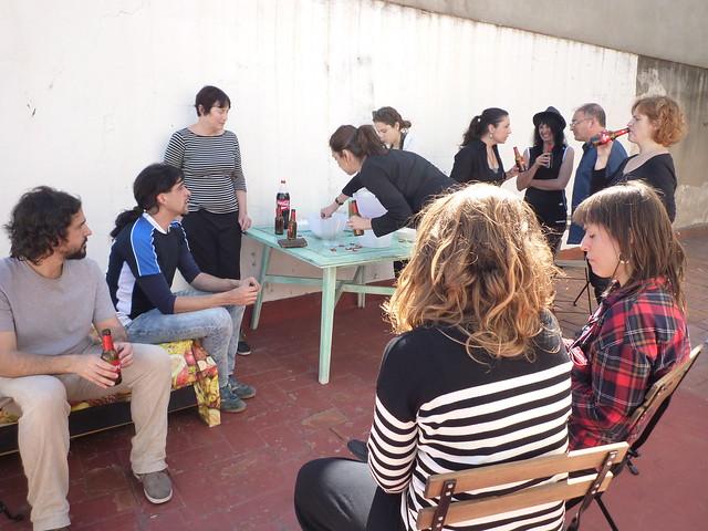 Ludología & Barcelona Rooftops