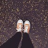 #spring in NE #portland #sneakers #fromwhereistand #chuck #converse