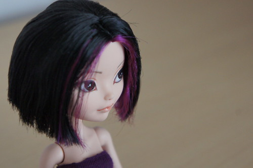 Repaint - EverAfterHigh (Raven Queen) : Ōkami 16803243601_75b0b10755