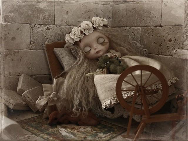 BaD March: 13 - Sleep