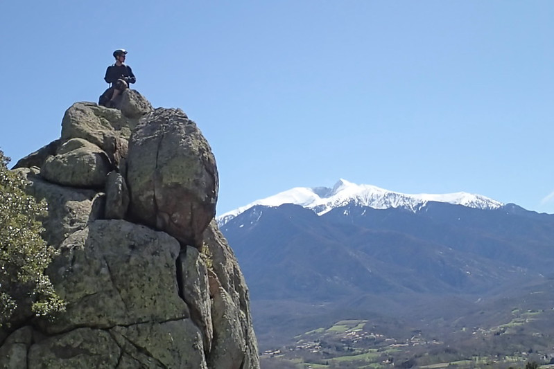 Pyrenees MTB - March 2015