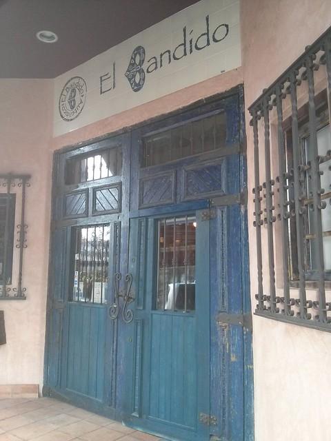 Zaragoza | El Bandido | Entrada