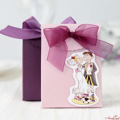 Bomboane pentru marturii. > Comandaţi BOMBONIERE şi primiţi 10% REDUCERE pentru bomboanele glazurate + etichetele personalizate GRATIS !!!