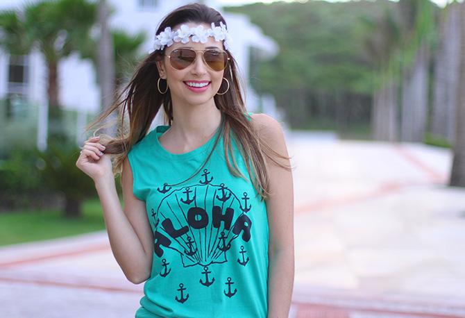 08-look regata aloha chic-t e coroa de flores blog sempre glamour jana taffarel