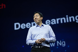 Baidu Chief Scientist Andrew Ng | by NVIDIA Corporation