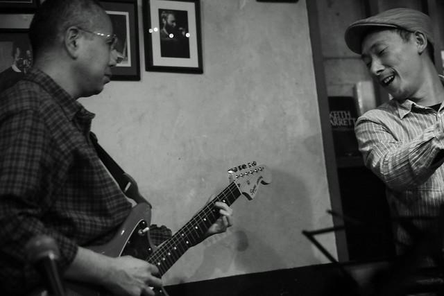 Apollo blues session, Tokyo, 19 Mar 2015. 116