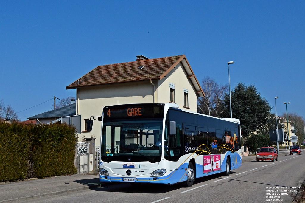 Mercedes Citaro 120 - 121 et 122 16875331792_181169d98b_b