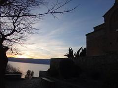 Macedonia. Ohrid. Iglesia de San Juan Kaneo