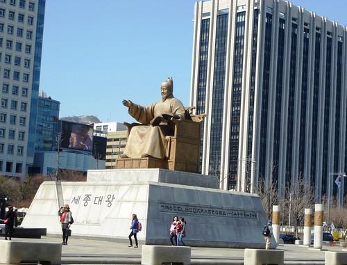 Co-Seoul-Gwanghwamun Square (4)