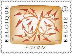 23 FOLON timbre 03