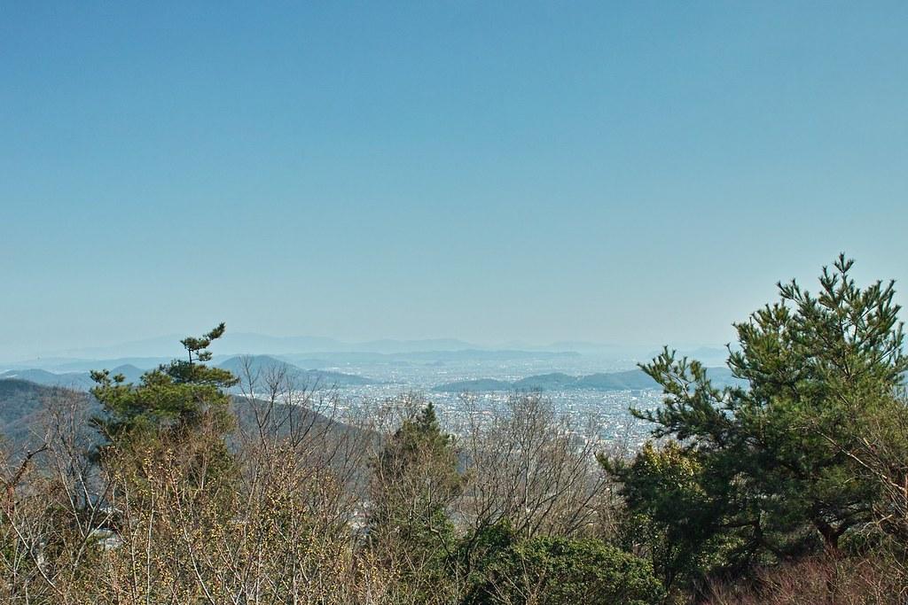 笠井山からの眺め