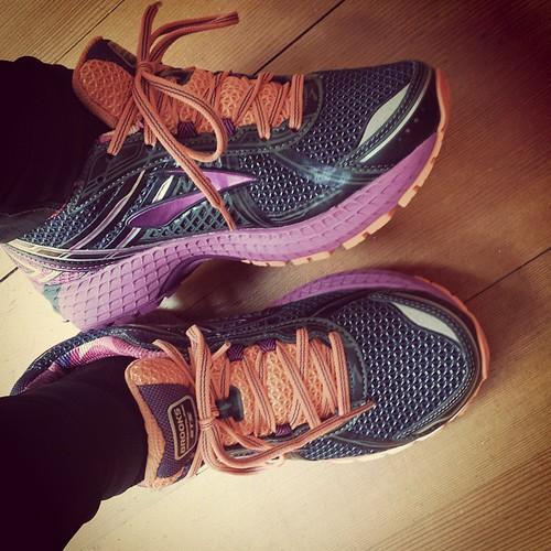 Opvolging verzekerd! #running #brooks