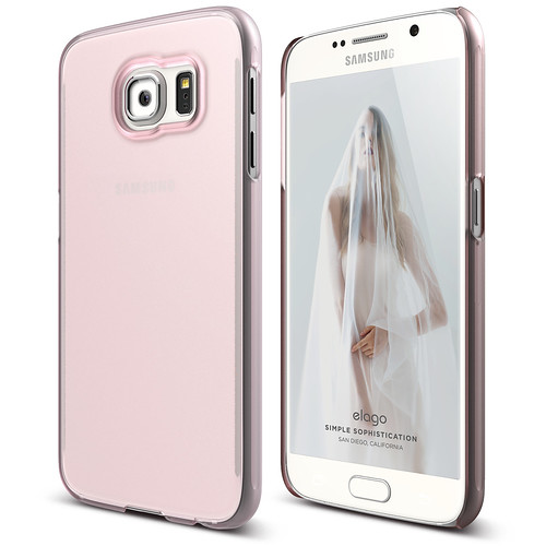 elago Galaxy S6 Slim Fit Frosted Case