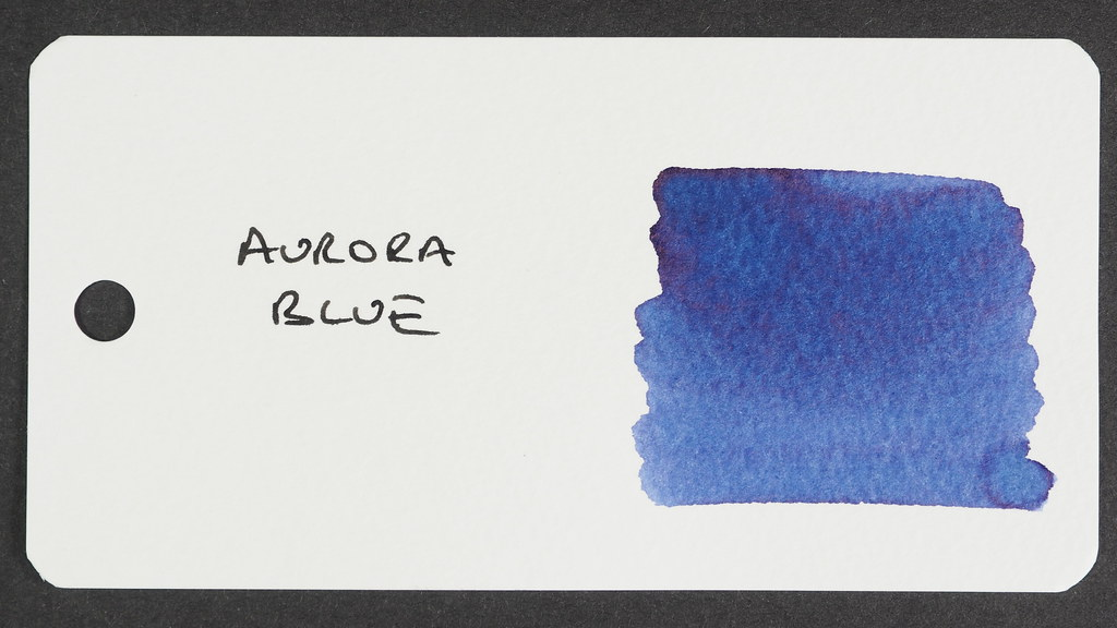 Aurora Blue Reference