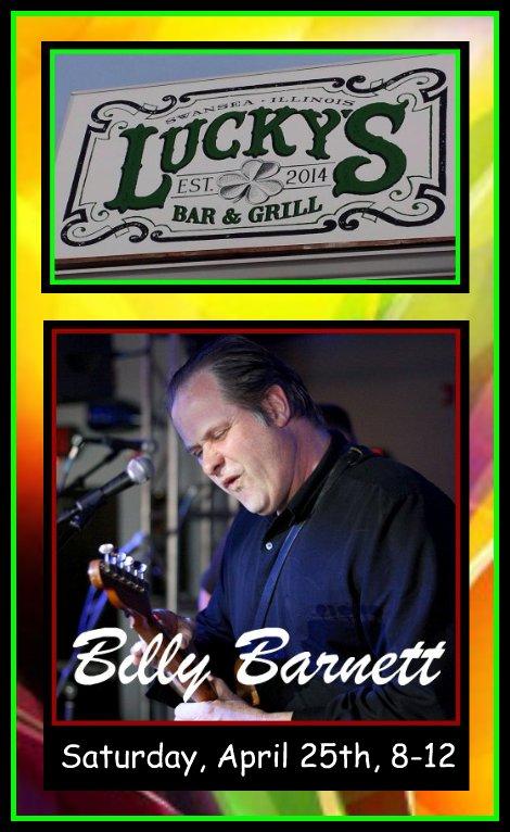 Billy Barnett 4-25-15
