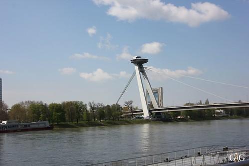 Bratislava und Schiffstour bis Wien 18.04.201549