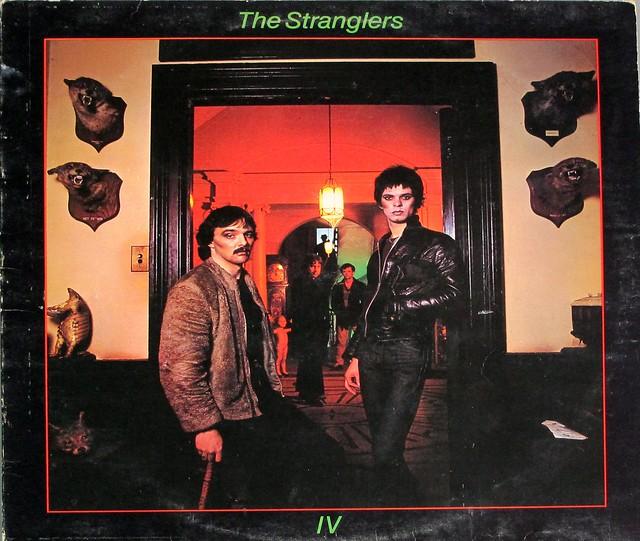 "STRANGLERS IV RATTUS NORVEGICUS 12"" VINYL LP"