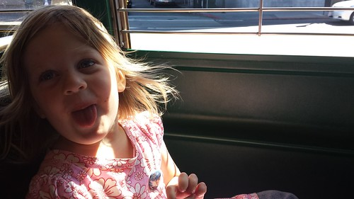San Fran street car