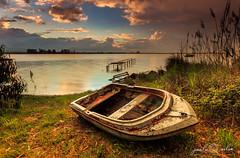 Old Boat, Ria de Aveiro