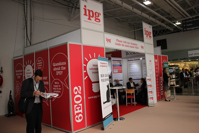 Independent Publishers Guild - London Book Fair 2015