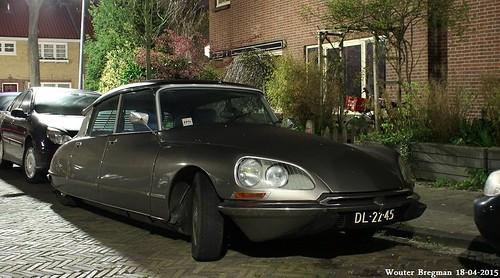 Citroën DS 20 1972