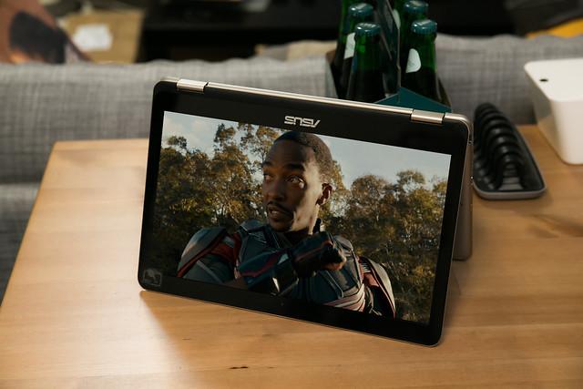 找平板?找筆電?ASUS ZenBook Flip UX360CA 翻轉 360 度筆電!一台滿足! @3C 達人廖阿輝