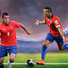 Chile Football Team - Winners of Copa America Twice