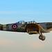 Spitfire - Duxford by Mrs Airwolfhound